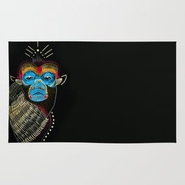 Color me Monkey Rug
