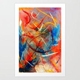 Pure Emotion Art Print