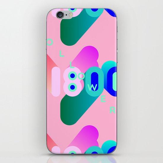 1800 iPhone & iPod Skin