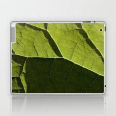 Leaf Veins I Laptop & iPad Skin