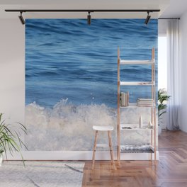 Ocean Froth Wall Mural