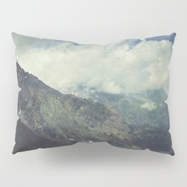 Valley and Mountains - Lombardia Italy Pillow Sham