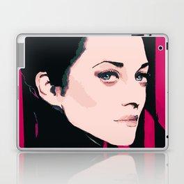 Marion Cotillard Laptop & iPad Skin