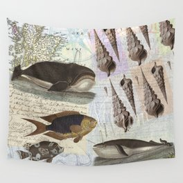 Song of the Whale Wall Tapestry