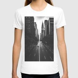 New York City (Black and White) T-Shirt