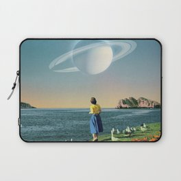 Watching Planets Laptop Sleeve