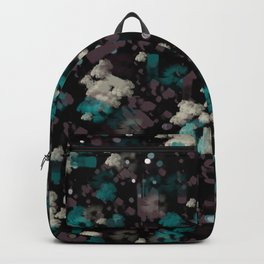 Night flowers 11 Backpack