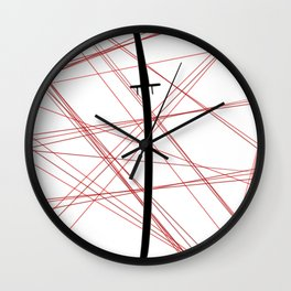 Kill La Kill - Bakuzan Wall Clock