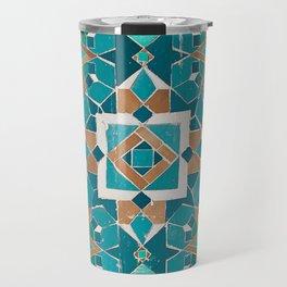 Zellige - Morocco - Casablanca II Travel Mug