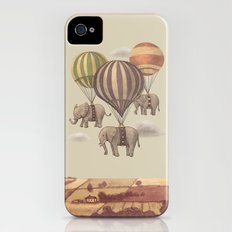 Flight of the Elephants  iPhone (4, 4s) Slim Case