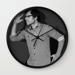 Jemaine Clement 6 Wall Clock