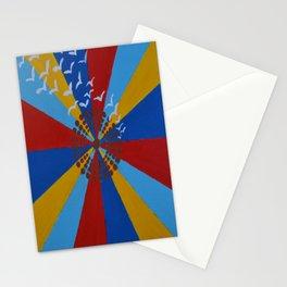 Sunset Flight Stationery Cards