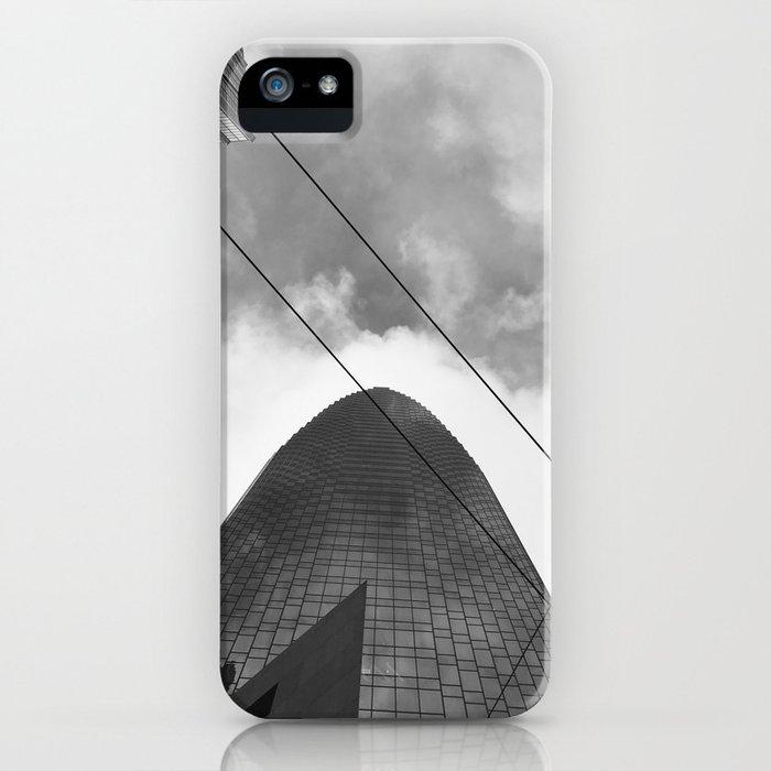 convergence iPhone Case