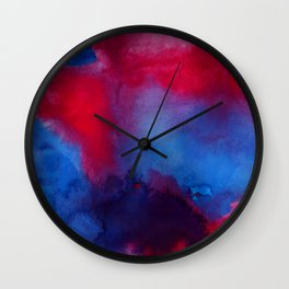 Etheral Wall Clock