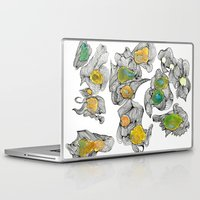 alien Laptop & iPad Skins featuring Alien. by ADIDA FALLEN ANGEL