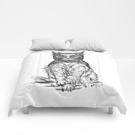 BAT CAT Comforters