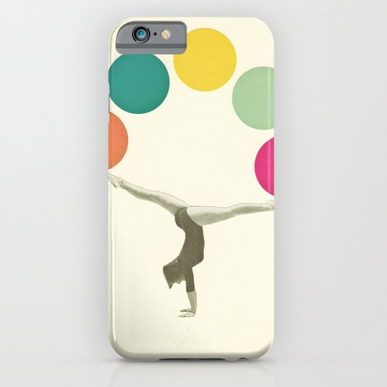 Gymnastics II iPhone & iPod Case