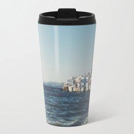 Mykonos, Greece Travel Mug