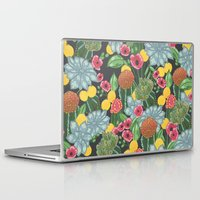 cacti Laptop & iPad Skins featuring cacti by Laura Solitrin