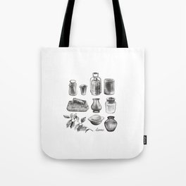 South Indian Kitchen Tote Bag