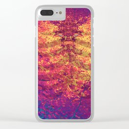 Arboreal Vessels - Heart Breath Clear iPhone Case