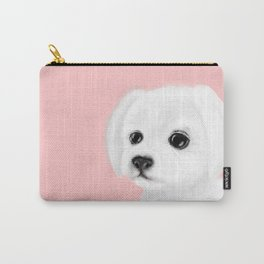 maltese 2 Carry-All Pouch