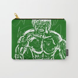 Don't make me angry!! Carry-All Pouch