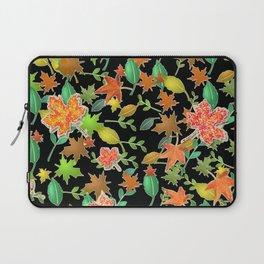 Herbstlaub colorful Laptop Sleeve