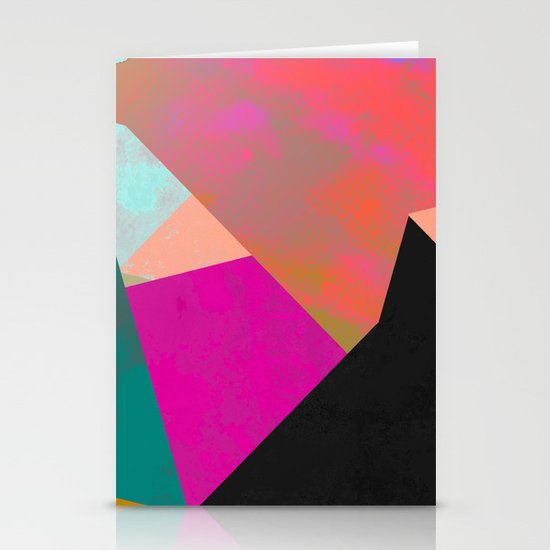 Abstract 04 Stationery Cards