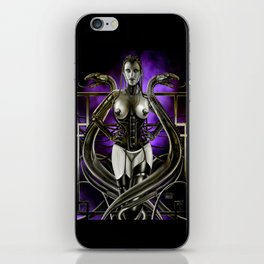 Dolls - Robot Lucy iPhone Skin