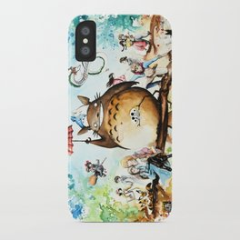 """""""The lovers crossover"""" iPhone Case"""