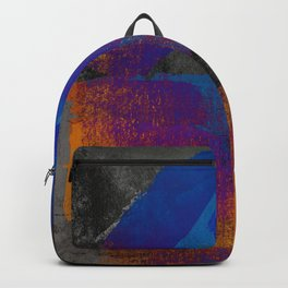 Neon Grunge 2 Backpack