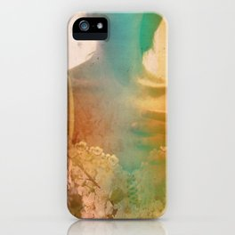 Breath iPhone Case