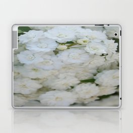Deutzia Pure and Simple Laptop & iPad Skin