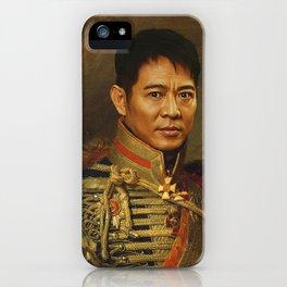 Jet Li - replaceface iPhone Case