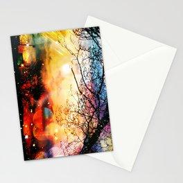 Rainbow Kisses Stationery Cards
