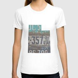 Vintage Utah T-shirt