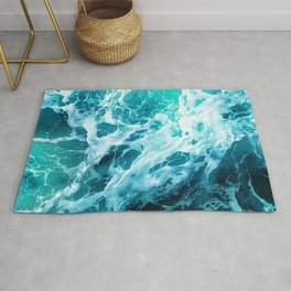 Out there in the Ocean Rug