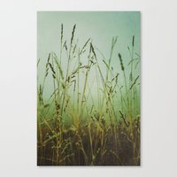 Canvas Prints featuring Ethereal World by Olivia Joy StClaire