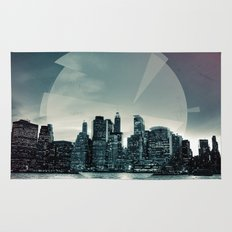 Manhattan Night Rug