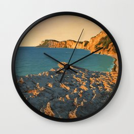 Forillon National Park Wall Clock