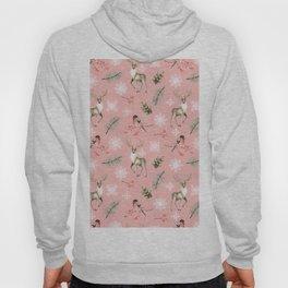 Xmas Pattern Pink #socieyt6 #buyart Hoody