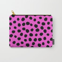 Keep me Wild Animal Print - Spots Carry-All Pouch