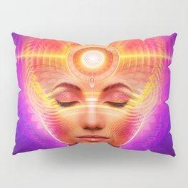 Mind Molecular Congruence Pillow Sham
