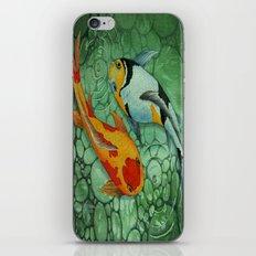 You And I iPhone & iPod Skin