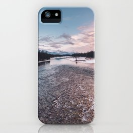 Icefields Parkway, AB IV iPhone Case