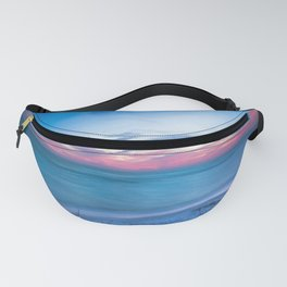 If By Sea - Sunset and Emerald Waters Near Destin Florida Fanny Pack