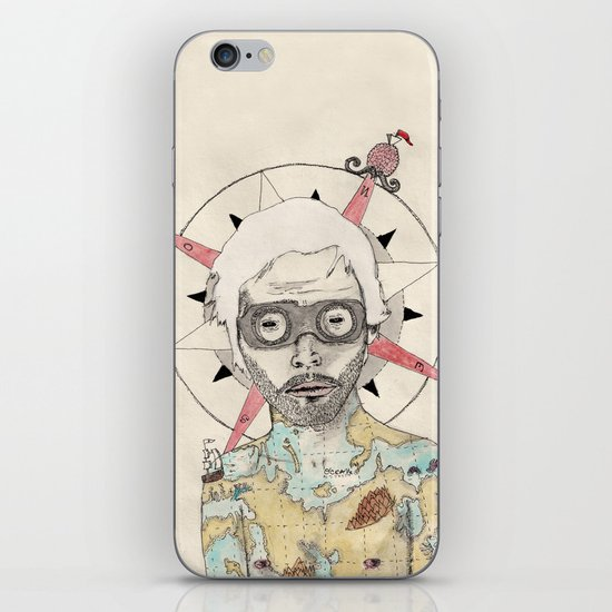 Rosa iPhone & iPod Skin