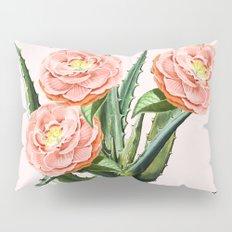 Blush Cactus || #society6 #decor #buyart Pillow Sham