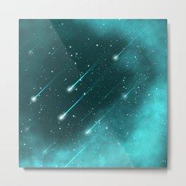 Meteorites Metal Print